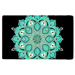 Ornate Mandala Apple Ipad Pro 12 9   Flip Case