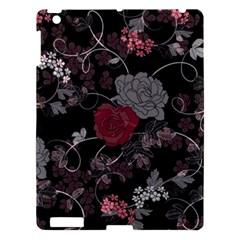 Sakura Rose Apple iPad 3/4 Hardshell Case