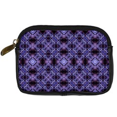 Lavender Moroccan Tilework  Digital Camera Cases