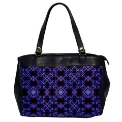 Lavender Moroccan Tilework  Office Handbags