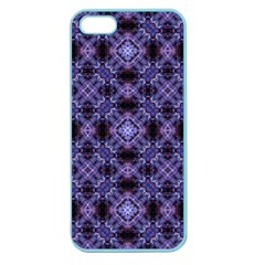 Lavender Moroccan Tilework  Apple Seamless iPhone 5 Case (Color)