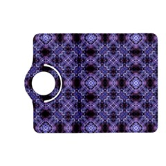 Lavender Moroccan Tilework  Kindle Fire HD (2013) Flip 360 Case