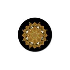 Ornate mandala Golf Ball Marker (10 pack)