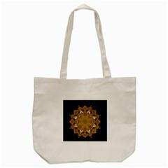 Ornate mandala Tote Bag (Cream)