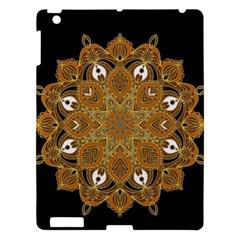 Ornate mandala Apple iPad 3/4 Hardshell Case