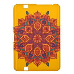 Ornate mandala Kindle Fire HD 8.9