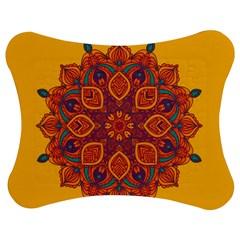 Ornate mandala Jigsaw Puzzle Photo Stand (Bow)