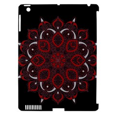 Ornate mandala Apple iPad 3/4 Hardshell Case (Compatible with Smart Cover)