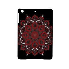 Ornate mandala iPad Mini 2 Hardshell Cases