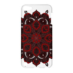 Ornate mandala Apple iPod Touch 5 Hardshell Case