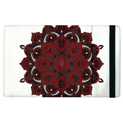 Ornate mandala Apple iPad 3/4 Flip Case
