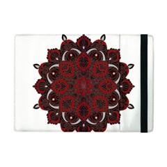 Ornate mandala Apple iPad Mini Flip Case