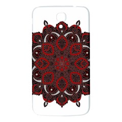 Ornate Mandala Samsung Galaxy Mega I9200 Hardshell Back Case