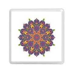 Ornate mandala Memory Card Reader (Square)