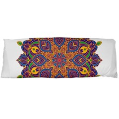 Ornate mandala Body Pillow Case (Dakimakura)