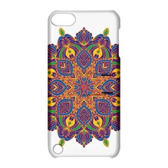 Ornate mandala Apple iPod Touch 5 Hardshell Case with Stand