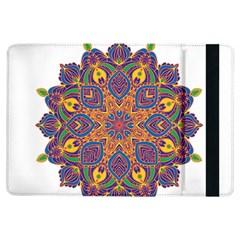 Ornate mandala iPad Air Flip