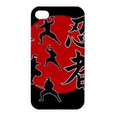 Ninja Apple iPhone 4/4S Hardshell Case