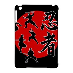 Ninja Apple iPad Mini Hardshell Case (Compatible with Smart Cover)