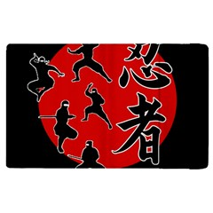 Ninja Apple Ipad Pro 9 7   Flip Case