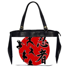 Ninja Office Handbags (2 Sides)