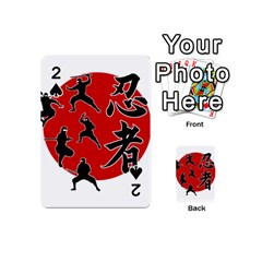 Ninja Playing Cards 54 (Mini)