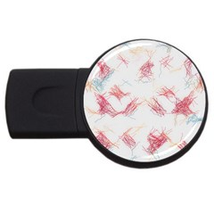Doodles                      USB Flash Drive Round (2 GB)