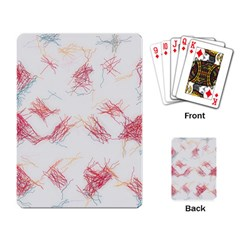 Doodles                      Playing Cards Single Design