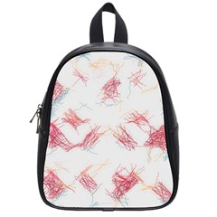 Doodles                      School Bag (Small)