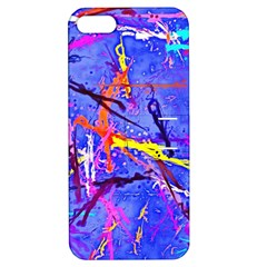 Paint splashes                 Apple iPhone 4/4S Hardshell Case with Stand