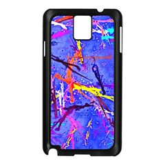Paint splashes                 Samsung Galaxy Note 3 N9005 Case (White)