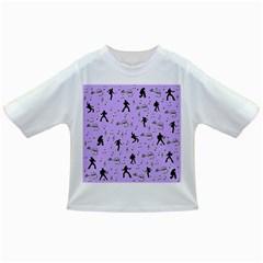Elvis Presley  pattern Infant/Toddler T-Shirts