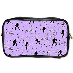 Elvis Presley  pattern Toiletries Bags 2-Side