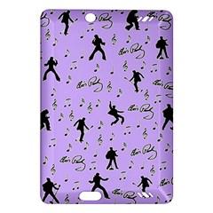 Elvis Presley  pattern Amazon Kindle Fire HD (2013) Hardshell Case