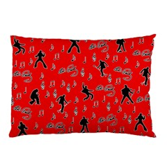 Elvis Presley  pattern Pillow Case (Two Sides)