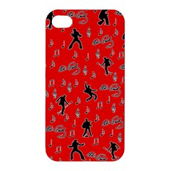 Elvis Presley  pattern Apple iPhone 4/4S Hardshell Case