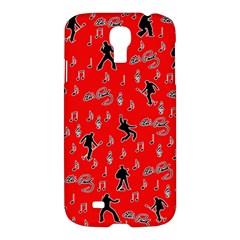 Elvis Presley  pattern Samsung Galaxy S4 I9500/I9505 Hardshell Case