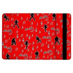 Elvis Presley  pattern iPad Air Flip