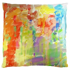 Paint texture                  Standard Flano Cushion Case (Two Sides)