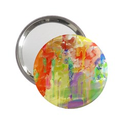 Paint texture                        2.25  Handbag Mirror
