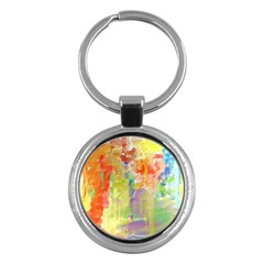 Paint texture                        Key Chain (Round)