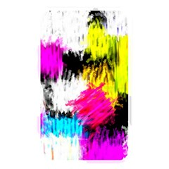 Colorful blurry paint strokes                         Memory Card Reader (Rectangular)
