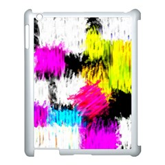 Colorful blurry paint strokes                   Apple iPad 3/4 Case (Black)