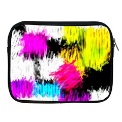 Colorful blurry paint strokes                   Apple iPad 2/3/4 Protective Soft Case