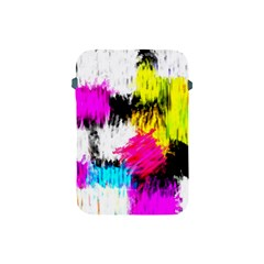 Colorful blurry paint strokes                   Apple iPad 2/3/4 Zipper Case
