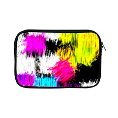 Colorful blurry paint strokes                   Apple iPad Mini Protective Soft Case