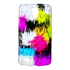 Colorful blurry paint strokes                   Samsung Galaxy Ace 3 S7272 Hardshell Case