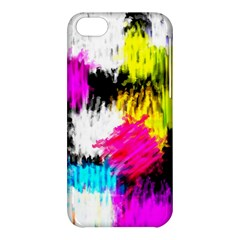 Colorful blurry paint strokes                   Apple iPhone 5S Hardshell Case