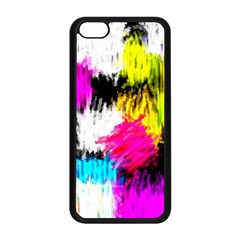 Colorful blurry paint strokes                   iPhone 5S Premium Hardshell Case