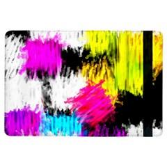 Colorful blurry paint strokes                   Apple iPad Mini 2 Flip Case
